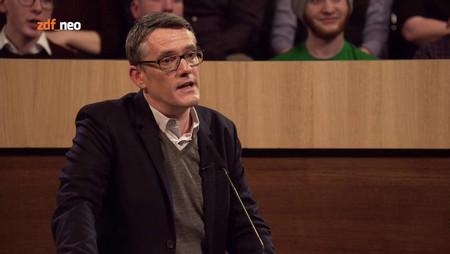 Sidekick Ralf Kabelka in der Sendung vom 30.03.2016