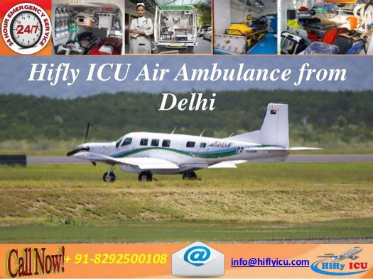 hifly icu from Delhi