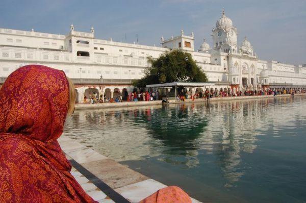 Złota Świątynia, Amritsar, Indie