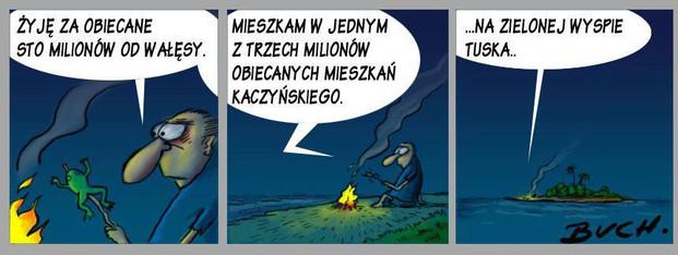 obiecanki-walesy-kaczynskiego-i-tuska
