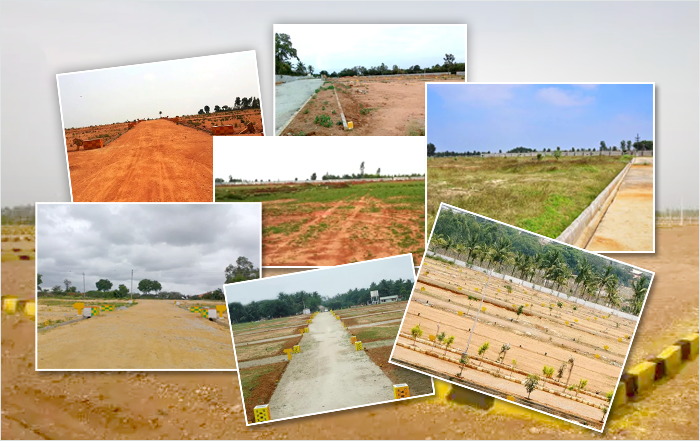 Plots at cheaper rate in Bangalore to get high return on investment