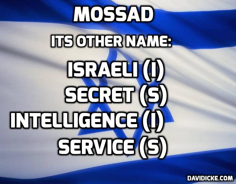 Courtesy David Icke, the godfather of Conspiracy Theory