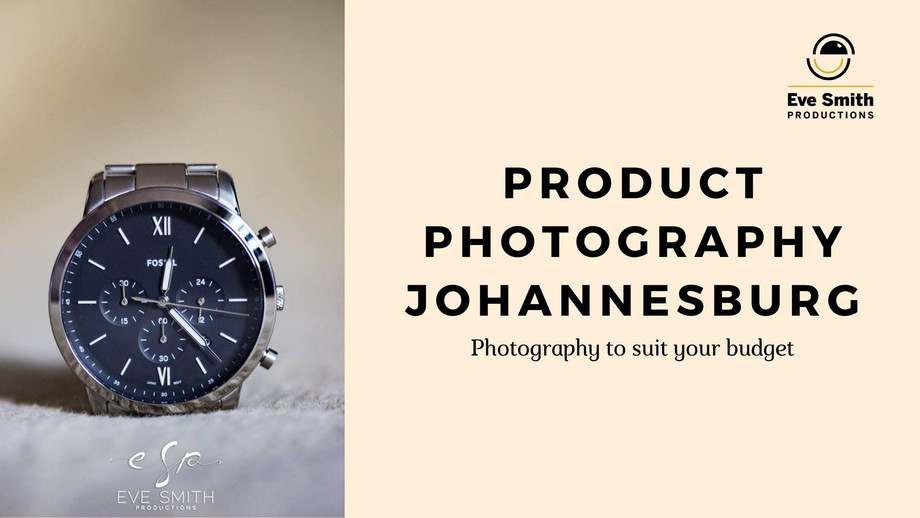 Product Photography Johannesburg Helps to Elevate Business - esproductions's blog