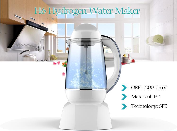 drink hydrogen water