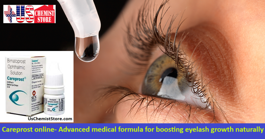 Careprost Online Advanced Medical Formula For Boosting Eyelash