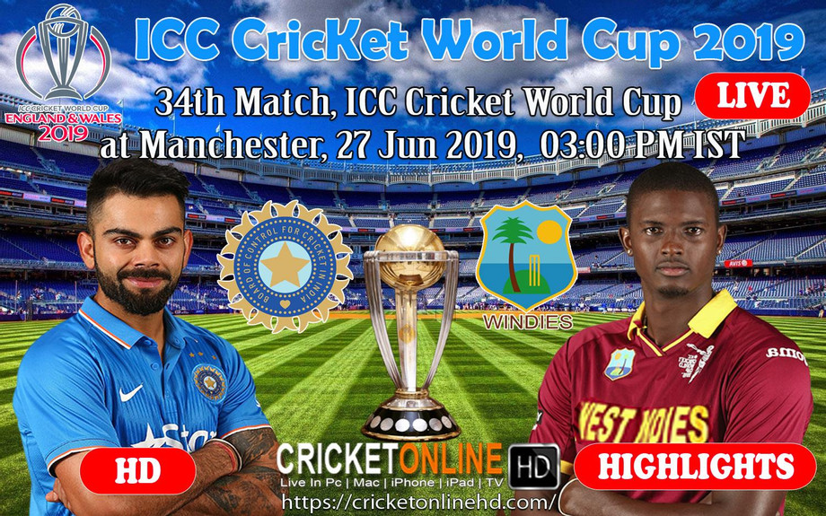 Watch Icc Cricket World Cup 2019 Live Streaming
