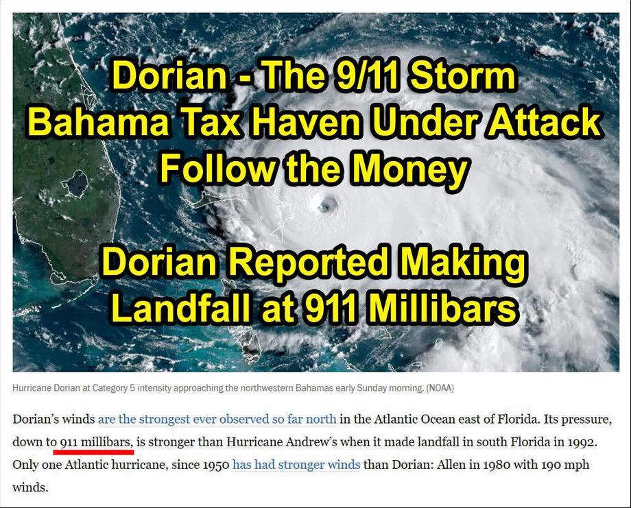 DORIAN - The 911 Storm - Follow the Money.jpg